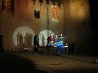 Festeggiamenti Maria SS. dei Miracoli - La Festa del Paradiso - L'Assalto al Castello - Piazza Castello - 20 giugno 2008   - Alcamo (569 clic)