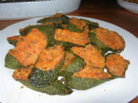 C/da Digerbato - Tenuta Volpara - antipasti: zucchine ripiene - 27 aprile 2008   - Marsala (5973 clic)