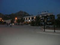 il lungomare a sera - 20 maggio 2007  - San vito lo capo (2129 clic)