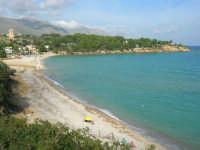 la baia di Guidaloca - 29 ottobre 2006  - Castellammare del golfo (841 clic)
