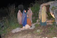 Parco Urbano della Misericordia - LA BIBBIA NEL PARCO - Quadri viventi: 6. Visitazione - 5 gennaio 2009  - Valderice (2641 clic)