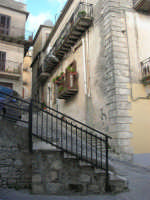 per le vie di Caltabellotta - 9 novembre 2008  - Caltabellotta (947 clic)