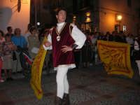 2° Corteo Storico di Santa Rita - Associazione Sbandieratori Città di Caccamo - 17 maggio 2008   - Castellammare del golfo (521 clic)