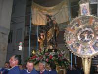 Processione in onore di San Giuseppe - via Galileo Galilei - 15 marzo 2008   - Alcamo (1100 clic)