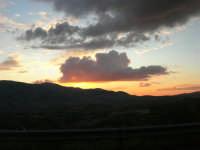 tramonto - 9 novembre 2008  - San carlo di chiusa sclafani (965 clic)