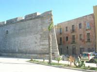 Via delle Sirene - Bastione di Sant'Anna o Imperiale  - 28 settembre 2008   - Trapani (988 clic)