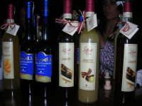 Cous Cous Fest 2007 - Liquori tipici siciliani: Mandarino, Ficodindia, Cannella, Cioccolato e Pistacchio di Bronte - 28 settembre 2007   - San vito lo capo (1157 clic)