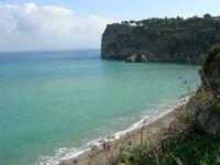 la baia di Guidaloca - 29 ottobre 2006  - Castellammare del golfo (957 clic)
