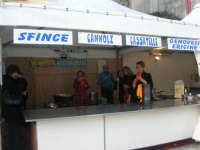 Carnevale 2009 - lo stand della gastronomia - 22 febbraio 2009  - Valderice (2642 clic)