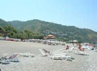 Villaggio Turistico Capo Calavà: la spiaggia - 23 luglio 2006     - Gioiosa marea (1832 clic)