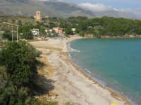 la baia di Guidaloca - 29 ottobre 2006  - Castellammare del golfo (794 clic)