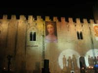 Festeggiamenti Maria SS. dei Miracoli - La Festa del Paradiso - L'Assalto al Castello - Piazza Castello - 20 giugno 2008   - Alcamo (836 clic)