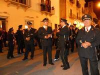 festa dell'Immacolata: la processione nel corso VI Aprile - il Premiato Complesso Bandistico Città di Alcamo - 8 dicembre 2009   - Alcamo (2585 clic)