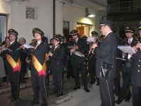 Complesso Bandistico Città di Alcamo al seguito della processione in onore di San Giuseppe - via Galileo Galilei - 15 marzo 2008   - Alcamo (951 clic)