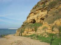 la costa - spiaggia di ponente - 26 ottobre 2008  - Balestrate (1145 clic)