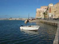 via Don L. Zangara: il porto, il Castello - 6 dicembre 2008  - Castellammare del golfo (476 clic)