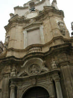 Chiesa del Purgatorio - 2 ottobre 2005   - Trapani (1340 clic)