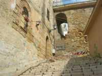 scalinata e Ponte della Porta - 11 ottobre 2009  - Castellammare del golfo (1411 clic)