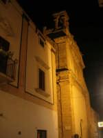 Chiesa del SS. Salvatore o Badia Grande in via Rossotti - 20 giugno 2008   - Alcamo (949 clic)