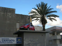 Carnevale 2009 - auto in esposizione (lontana da mani indiscrete!) - 22 febbraio 2009  - Valderice (2696 clic)
