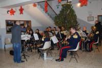 Concerto della Banda Musicale G. Candela presso l'Istituto Comprensivo A. Manzoni - 21 dicembre 2008   - Buseto palizzolo (1395 clic)