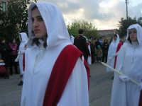 Processione della Via Crucis con gruppi statuari viventi - 5 aprile 2009   - Buseto palizzolo (2183 clic)