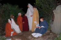 Parco Urbano della Misericordia - LA BIBBIA NEL PARCO - Quadri viventi: 7. Gesù benedice i bambini - 5 gennaio 2009  - Valderice (3210 clic)