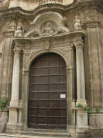 Chiesa del Purgatorio - 2 ottobre 2005   - Trapani (1353 clic)