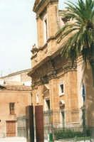 La Basilica di S. Maria Assunta - 19 agosto 2001  - Alcamo (1644 clic)