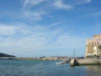 porto e Castello a Mare - 13 marzo 2009  - Castellammare del golfo (1707 clic)
