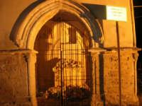 Cappella di S. Crescenzia - sec. XVI: particolare - 11 febbraio 2007   - San vito lo capo (873 clic)