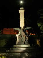 Monumento ai Caduti in Guerra - 18 settembre 2008   - Trapani (1018 clic)