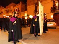 festa dell'Immacolata: la processione nel corso VI Aprile - 8 dicembre 2009   - Alcamo (1714 clic)