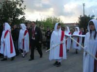 Processione della Via Crucis con gruppi statuari viventi - 5 aprile 2009   - Buseto palizzolo (2685 clic)