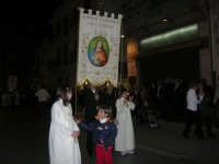 Festa in onore di San Giuseppe Lavoratore - la processione nel corso VI Aprile - 1 maggio 2009  - Alcamo (2957 clic)