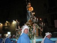 festa dell'Immacolata: la processione nel corso VI Aprile - 8 dicembre 2009   - Alcamo (2201 clic)
