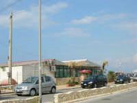 contrada Spiaggia Plaja - Pizzeria La Plaja (da Michele) - 7 maggio 2006  - Castellammare del golfo (962 clic)