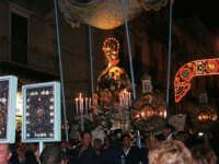 Festeggiamenti in onore di Maria Santissima dei Miracoli - Processione - 21.6.2005  - Alcamo (3324 clic)