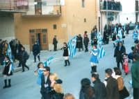Sfilata di carnevale - 5 marzo 2000  - Castellammare del golfo (1213 clic)