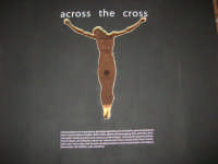 Fulget crucis mysterium - Il genio immortale e la devozione popolare - Across the Cross - il Mysterium Crucis nell'arte contemporanea - Chiesa di Sant'Alberto - 13 marzo 2009   - Trapani (1722 clic)