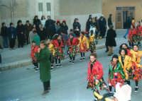 Sfilata di carnevale - 5 marzo 2000  - Castellammare del golfo (1244 clic)