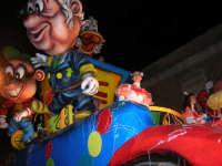 Carnevale 2009 - XVIII Edizione Sfilata di carri allegorici - 22 febbraio 2009   - Valderice (2068 clic)