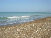 C/da Magazzinazzi - i sassi, il mare - 2 novembre 2008   - Alcamo marina (733 clic)