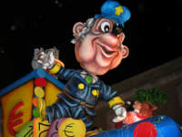 Carnevale 2009 - XVIII Edizione Sfilata di carri allegorici - 22 febbraio 2009   - Valderice (2091 clic)