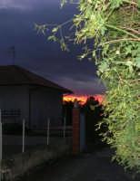 tramonto - 14 dicembre 2007  - Alcamo (769 clic)