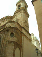 La Cattedrale: campanile - 2 ottobre 2005   - Trapani (1389 clic)