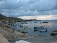 barche nel porticciolo - 3 giugno 2007  - Bonagia (1143 clic)