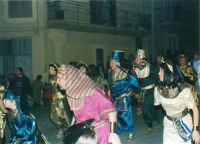 Sfilata di carnevale - 5 marzo 2000  - Castellammare del golfo (1246 clic)