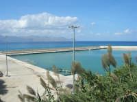 vista sul porto e golfo di Castellammare - 5 ottobre 2008  - Balestrate (1138 clic)