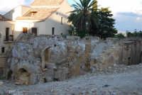 ruderi - terremoto del gennaio 1968 - 11 ottobre 2007  - Salemi (2489 clic)